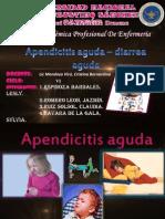 Diapositivas Apendicitis Diarreaaguda