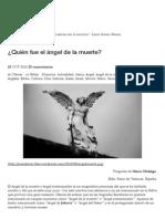 ¿Quién Fue El Ángel de La Muerte_ _ Josué Ferrer