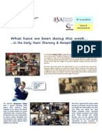 Rosemary Works Newsletter 6th June 2014