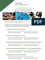 Programación Talleres de Coaching Deportivo Para Verano 2014 - InSTITUT GESTALT de Barcelona