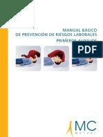 Manual_primeros_auxilios Riesgos Laborales