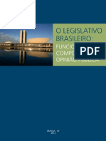 eBook O Legislativo Brasileiro