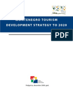 01 Montenegro Tourism Development Strategy to 2020