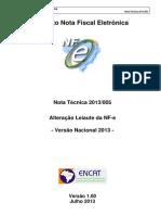 NT2013-005 - Versao 30