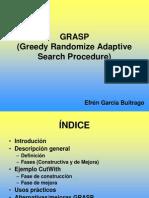 Presentacion GRASP Efren Garcia