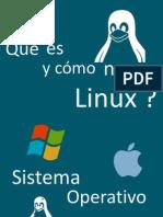 Que Es y Como Nace Gnu-Linux