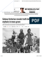 WRITING Galway Historian Reveals Truth Behind 800 Orphans in Mass Grave - IrishCentral.com
