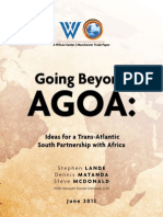 Going Beyond AGOA