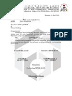 contoh surat izin peminjaman ruangan