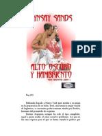 Sands, Lynsay - Familia Argeneau 04 - Alto, Moreno y Hambriento