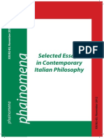 Contemporary Italian Philosophy.pdf
