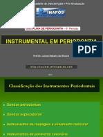 07 - Instrumental Em Periodontia