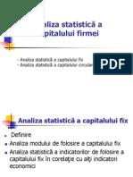 Analiz Stat Capitalului Firmei, ase