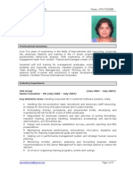 Profile of Anuradha Nagarajan