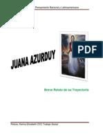 Tarea 1- Seminario de Pensamiento Nacional y Latinoamericano