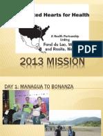 UHH Mission 2013