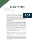 Contra Os Poetas