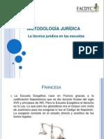 Metodología jurídica (1)