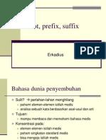 KP 4.2 Prefiks. Suffiks, Dan Akar Kata