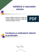 Analiza Statistică a Resurselor Umane