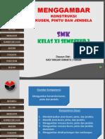 Powerpoint UAS Kusen Hadi 1006590