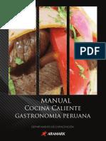 Manual Cocina Caliente - Peruana