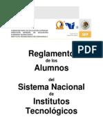 REGLAMENTO DE ALUMNOS DE LOS TECNOLÓGICOS SISTEMA NACIONAL