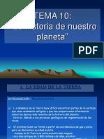 Historia de Nuestro Planeta