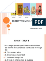 Diabetes - Nuñez Castillo