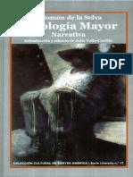 CCBA - SERIE LITERARIA - 17 - Antología Mayor Narrativa- Salomón de La Selva - 01