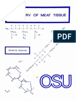 Chemistry of Meat Tissue