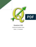 Qgis-1.4.0 Coding-compilation Guide En