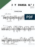 Ruiz-pipo, Antonio (1934-199)_canción y Danza No.1 - Dig y Grafia Yepes