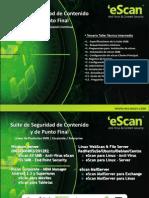 EScan Taller Tecnico Nivel Intermedio - Actualizado Rv5.0