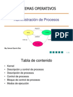 Class 07 Process Management