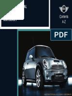Manual Usuario Mini Cooper Coopers En