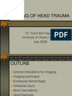 DI-Imaging of Head Traum 2009 (TN)