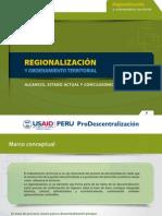 7 Regionalizacion y Ordenamiento Territorial