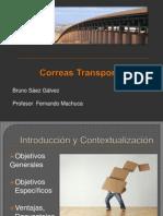 Correas Transportadoras Bruno Saez
