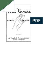 Dai Vernon Secretos Selecionados.pdf