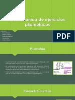 2.presentacion pliometria