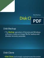 Disk Cloning Tutorial