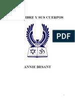 Annie Besant - El Hombre y Sus Cuerpos