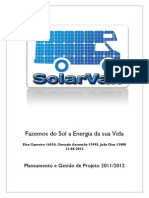 Solar Van