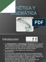 Cinética y Cinemática