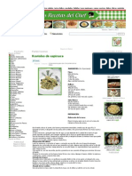 Receta de Pastas_ Ravioles de Espinaca