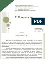 Presentación de Informatica -Angely Carrero