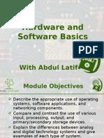 Ab.latif Along Soft & Hardware