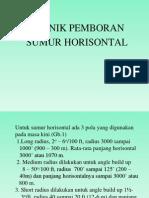 Pemboran Horizontal Slide