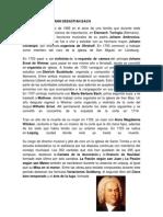 Biografia de Johann Bach, Vivaldi